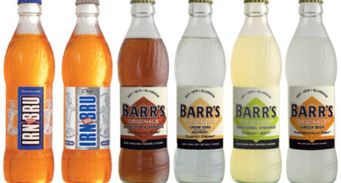 Licence Agreement Between AG Barr and Snapple Beverage Corp