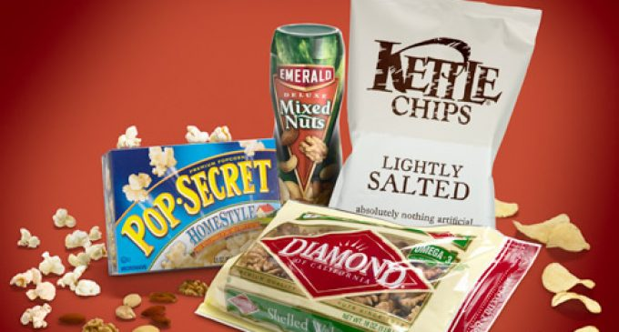 Diamond Foods Acquires Stake in UK Popcorn Business