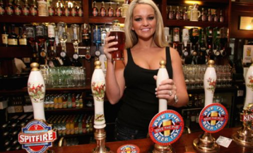 Revenue Sales Fall by £2.2 billion in UK Beer Market
