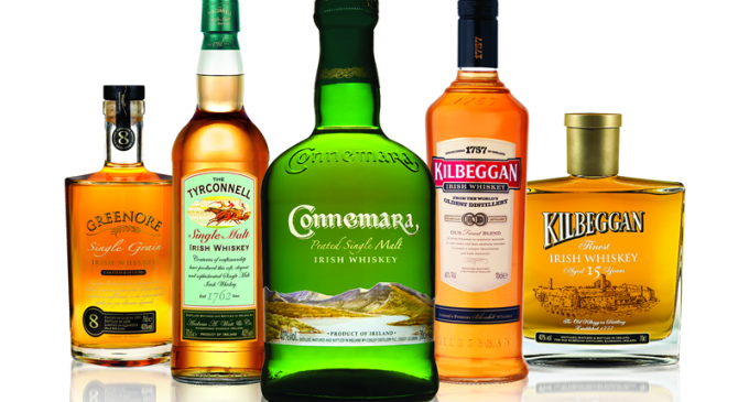 Beam Enters Irish Whiskey Market With $95 Million Acquisition of Cooley Distillery