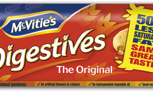 United Biscuits to be Split Up