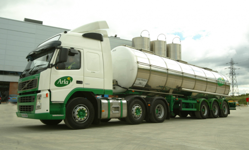 Arla Foods UK Begins Construction on £150 Million Dairy