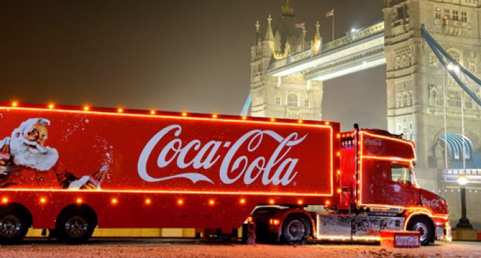 Solid Growth at European-focused Coca Cola Enterprises
