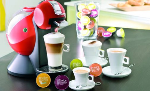 Nescafe Dolce Gusto Expands in Europe