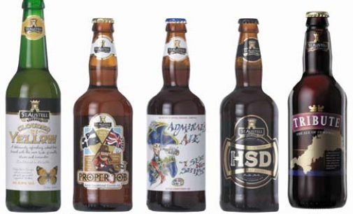 St Austell Brewery Secures £40 Million Refinancing Deal