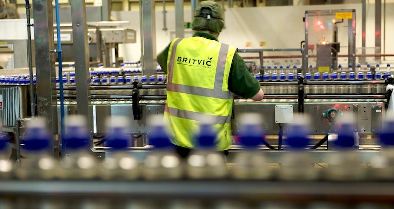 Britvic Innovators Develop a Bottle Made of Wood Fibre