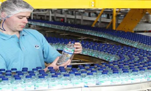 Production Commences at Nestle Waters' New Buxton Facility