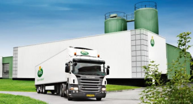 Arla Foods to Expand Production in 2013