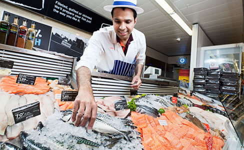 UK Fish and Shellfish Market to Reach Sales of £3.7 billion by 2019