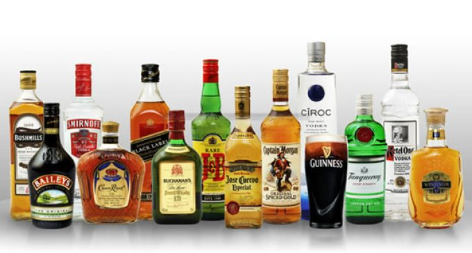 Strong First Half Performance by Diageo