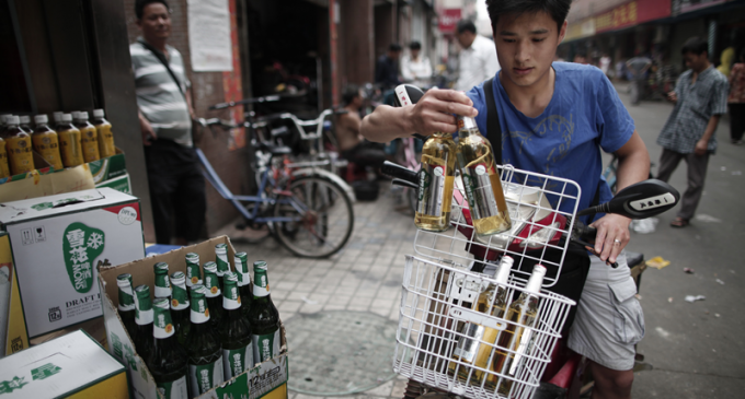 SABMiller Expands Chinese Brewery Business