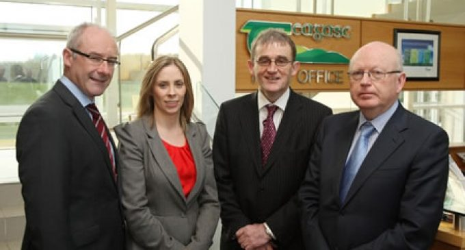 Three New Members Appointed to Teagasc Authority