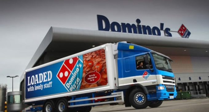 Domino's Pizza Group to Streamline Stock Selection Process With Advanced's New Warehouse Solution