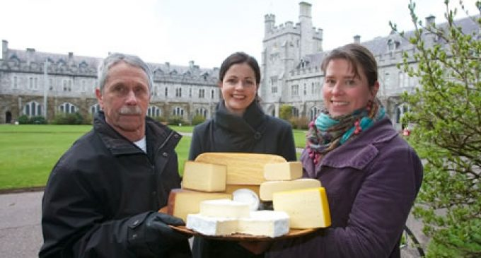 The European Farmhouse and Artisan Cheesemakers Congress Visits Ireland