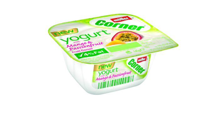 Müller Yogurt Launches into More US Cities