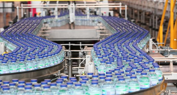 Nestlé Opens New £35 Million Bottling Plant