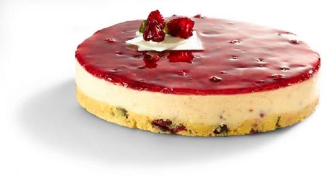 Puratos Deli Cheesecake – A Perfect Cheesecake, Straight from the Pail into the Oven