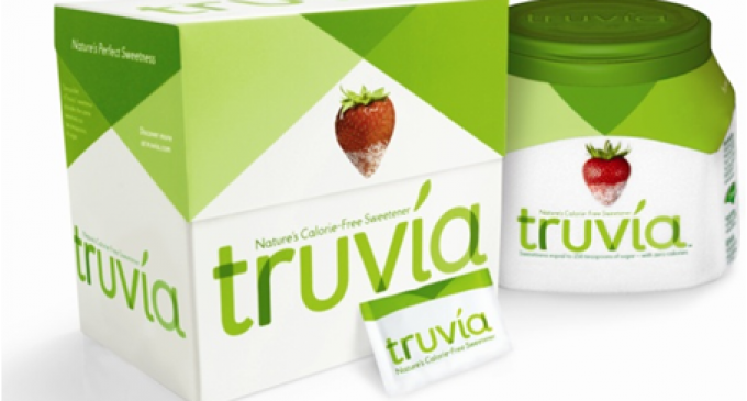Truvia® Business Opens a New Category of Sweetness and Leads £3.5 Million Growth in UK Sweetener Market