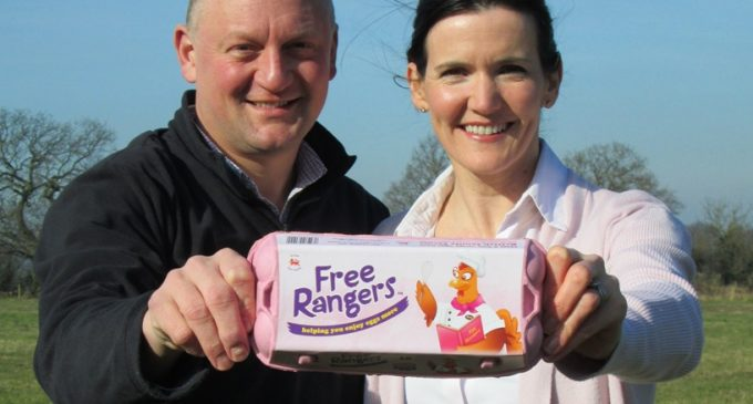 Chippindale Foods Secures National Listing For New Eggs Brand