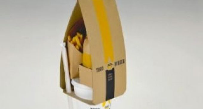 New Packaging Solution for Take Away Fast Food