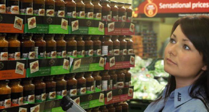 Aldi Breaks Records Again in UK Grocery Market