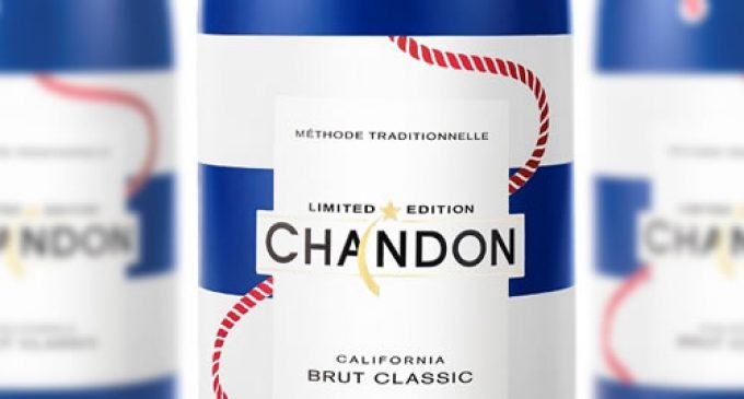 ButterflyCannon creates new pack Chandon wine