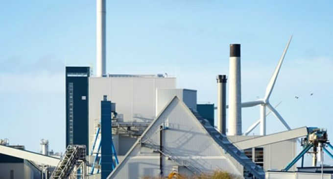 Iggesund launches £108m biomass boiler at UK board mill