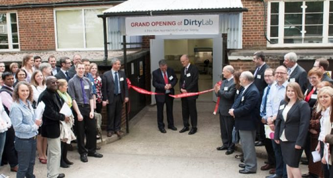 Leatherhead Opens DirtyLab – A New Facility For Pathogen Challenge Testing