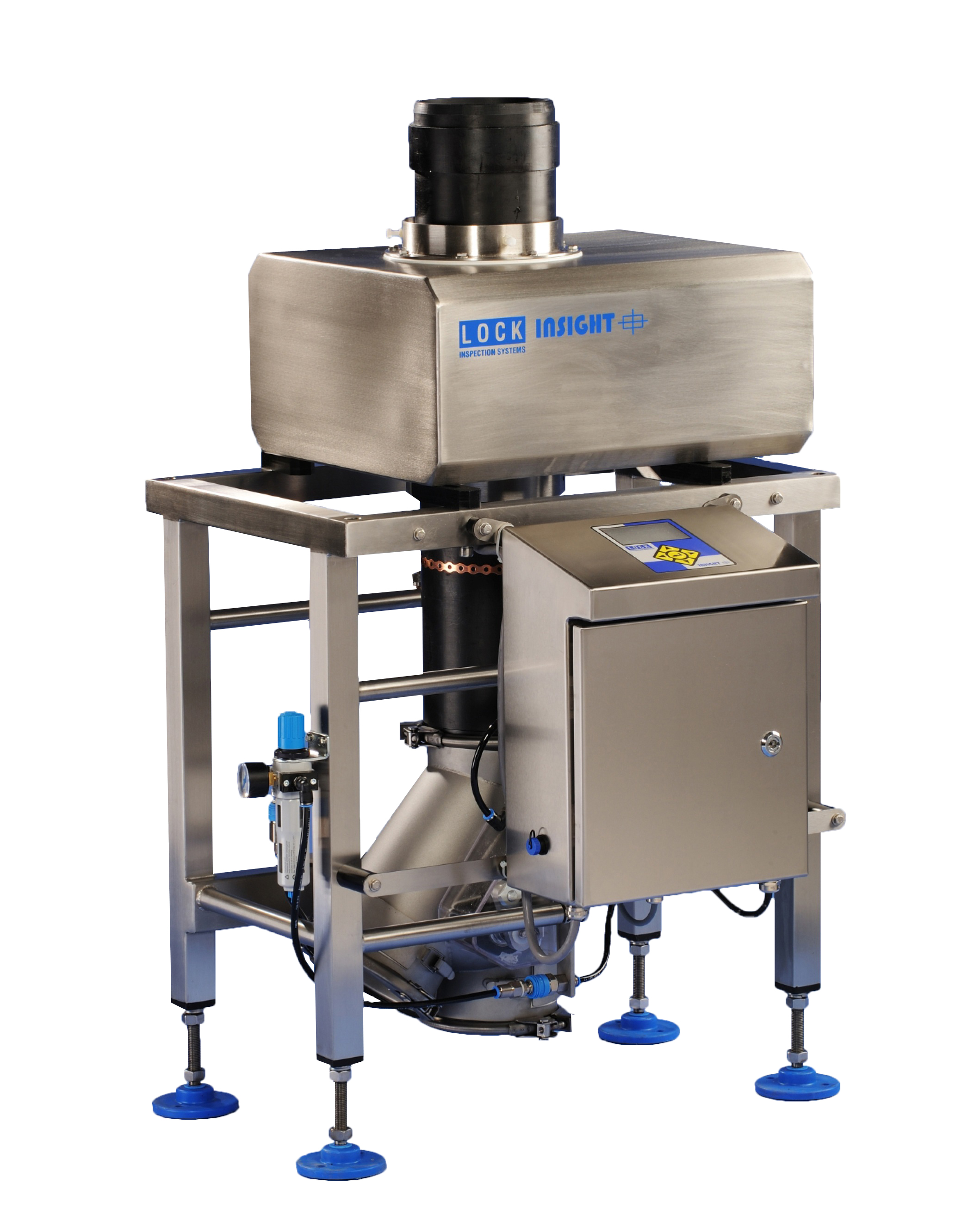 Century Old Mill Selects State Of The Art Metal Detection