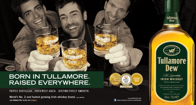 New Global Brand Manager For Tullamore DEW Irish Whiskey
