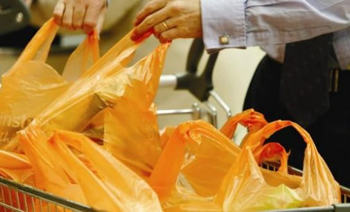 Huge Drop in Plastic Bags in English Supermarkets After 5p Levy