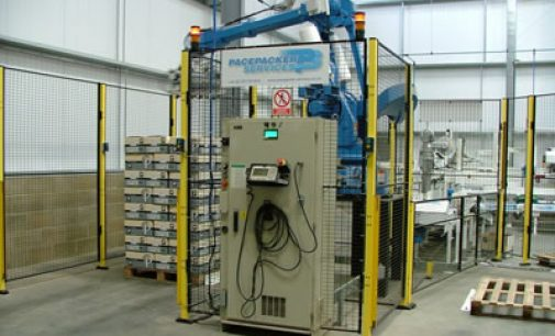 Pacepacker's Blu-Robot: An economical palletising solution for dairy manufacturers