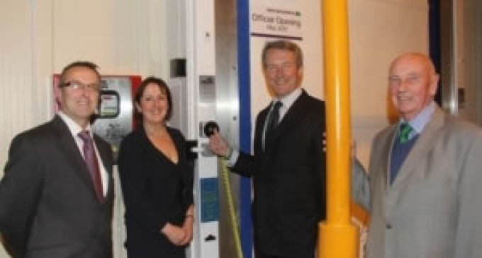Owen Paterson Opens New Grocontinental Warehouse