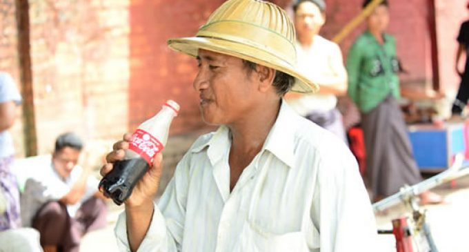 Coca-Cola to Invest $200 Million in Myanmar
