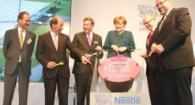 Nestlé Marks its Largest-ever Investment in Germany