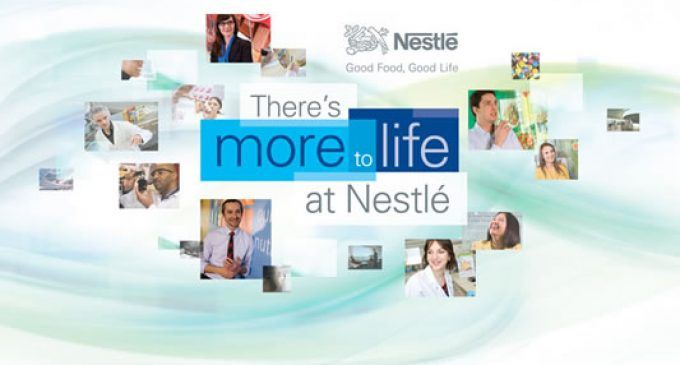 Nestlé Unveils Youth Employment Initiative in Europe