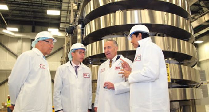 PepsiCo and Muller Group Open Muller Quaker Dairy Yogurt Manufacturing Facility