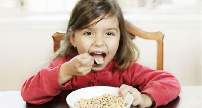 UK children's foods often higher in fat and sugar, study finds