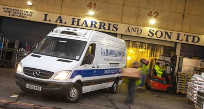 Used Mercedes-Benz Sprinters are the pick of the crop for IA Harris