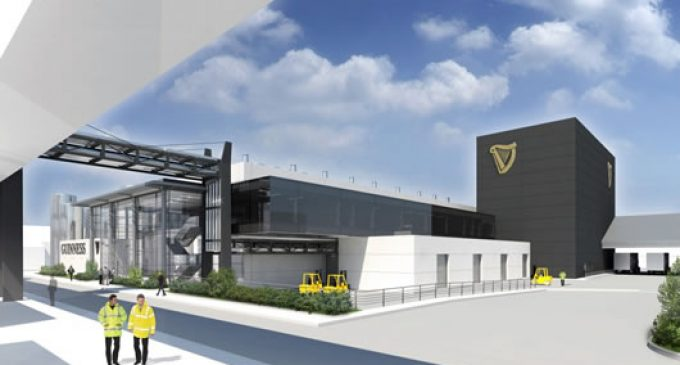 Diageo to Sell Dundalk Brewery Site to Irish Whiskey Company