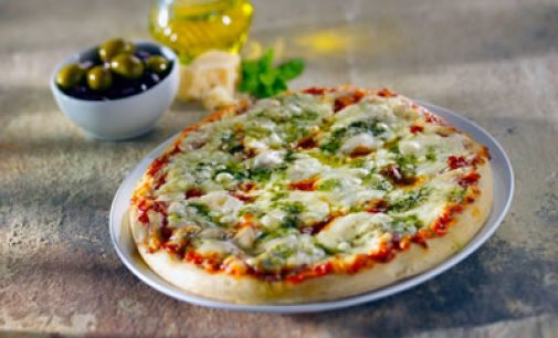 Alternative Bases and Upmarket Toppings Help Pizza Hold Ground