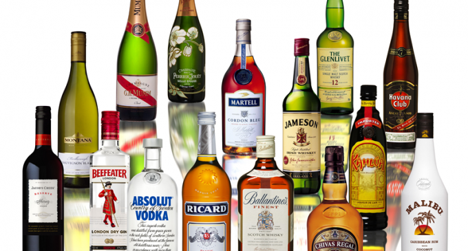 Robust Performance by Pernod Ricard