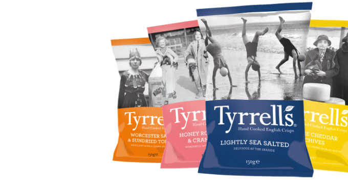 Investcorp Acquires Tyrrells Potato Crisps For £100 Million