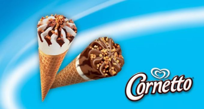 Unilever Opens New Ice Cream Factory