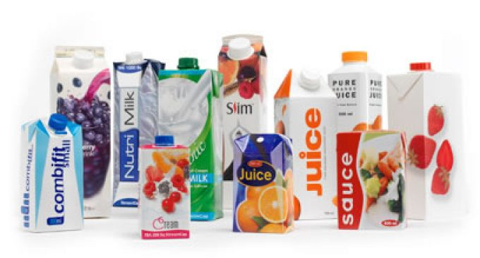 UK's Only Beverage Carton Recycling Plant Opens