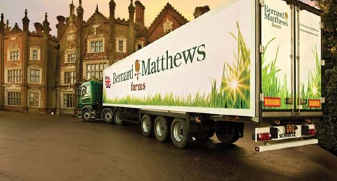 Bernard Matthews Attracts New Investor