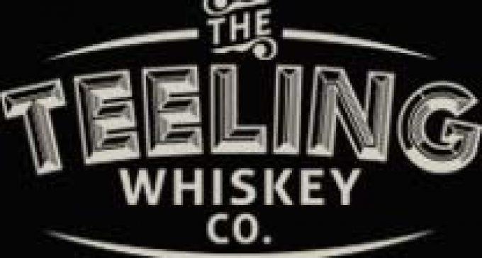 Teeling Whiskey Company Blazes a Golden Trail at Irish Whiskey Masters