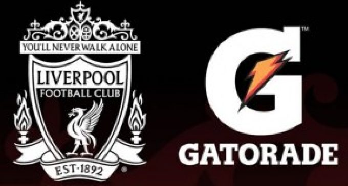 Gatorade and Liverpool Football Club join forces in three-year deal
