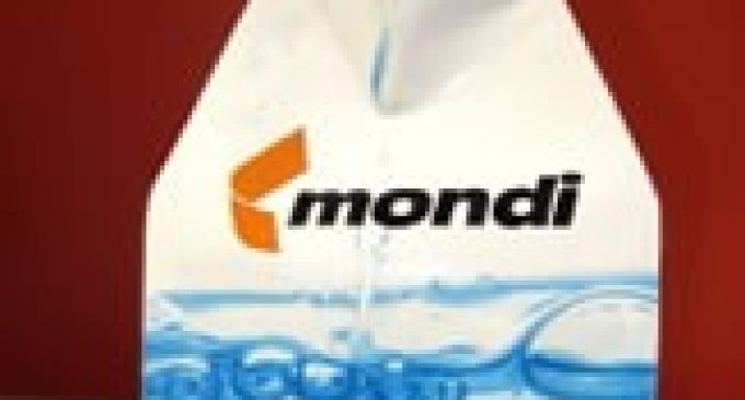 Sprayer pouch: The newest addition to Mondi Americas' Large Spout Pouch line