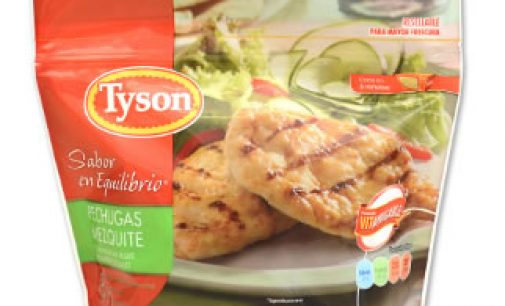 Tyson Foods debuts the first 100 percent recyclable stand-up pouch